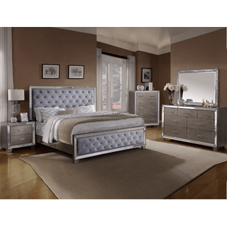 Cosette King Bed