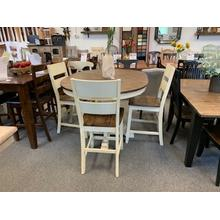 "5 Piece ""Beaver Creek"" High Dining Set"