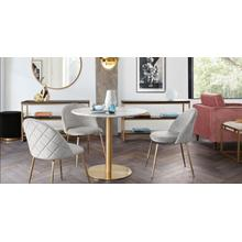View Product - Stella Gold Dining Table