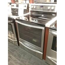 See Details - 6.4 Cu. Ft. Freestanding Electric Range with Warming Drawer