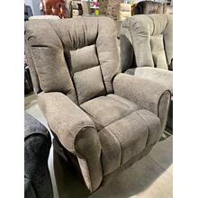 Willpower Truffle Rocker Recliner