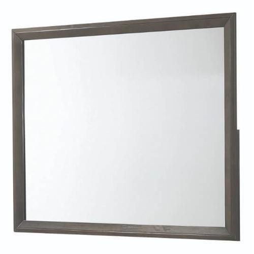 Wakefield Rectangular Dresser Mirror Mod Grey