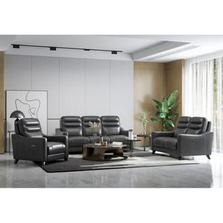 See Details - Power Reclining Sofa and Loveseat