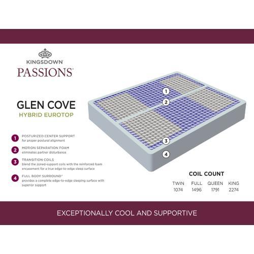 """15"""" Glen Cove Hybrid"""
