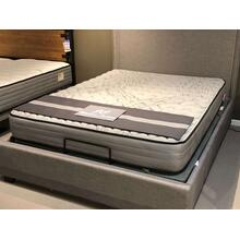 Luxury line hybrid two sided mattress with copper infused latex foam and bamboo cover.  Naturally hypo-allergenic with anti-microbial and cooling properties.  Available in plush top or firm.  All J C Mattresses are adjustable base frindley and made with CeriPUR-US foam