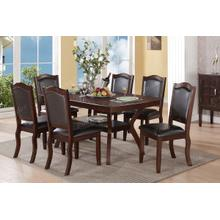 7 Piece Elegant Dining Set