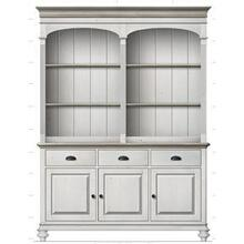 Modern Farmhouse Buffet & Hutch
