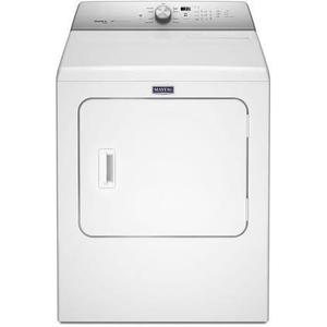 **Exclusive Model** Maytag 7.0CF White Electric Dryer