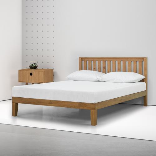 "Lindsey Line 8"" Memory Foam Bed"