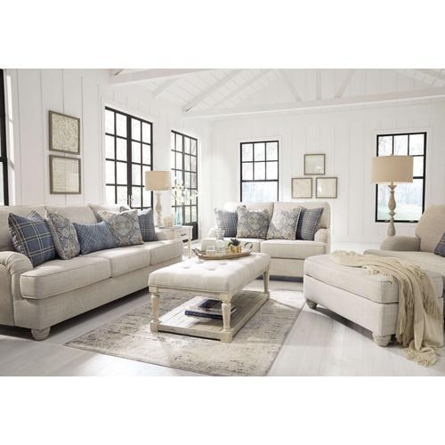 Ashley Furniture - Shawnalore Cocktail Ottoman Table