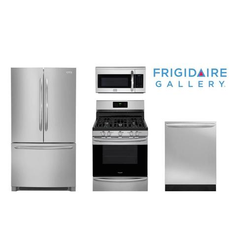 Frigidaire Gallery Gas Package