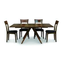 CATALINA SQUARE EXTENSION TABLE IN WALNUT