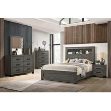 Queen Bedroom - Landon - Queen Bed, Dresser, Mirror