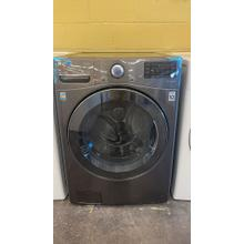See Details - LG Black Steel Ultra Large Capacity Electric All-in-One Washer Dryer Combo