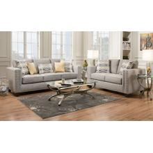 1700 Paradigm Quartz Sofa & Loveseat