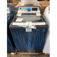 GE® 4.8 cu. ft. Capacity Washer with Sanitize w/Oxi and FlexDispense™ **OPEN BOX ITEM** West Des Moines Location