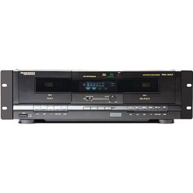 Dual Cassette Recorder/Player with USB
