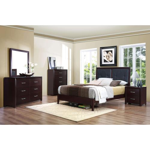 Packages - Edina 4Pc Full Bed Set