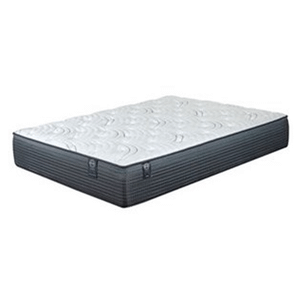 """Restonic - Duvall Plush 15"""" Plush Two Sided Pocketed Coil Mattress"""