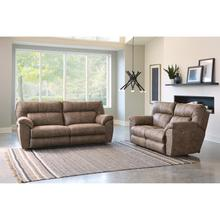 Hollins Power Reclining Loveseat & Sofa Coffee