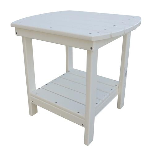 Outdoor Furniture - Oval End Table