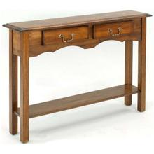 See Details - Sofa Table w/Drawers