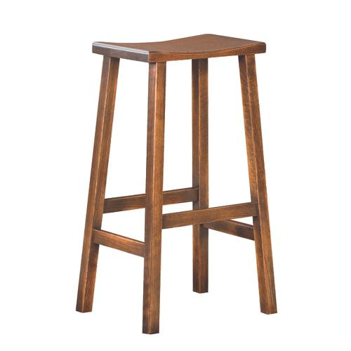 """Country Value Woodworks - 30"""" Manhattan Bar Stool"""
