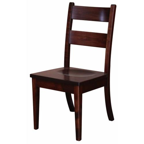 Amish Furniture - London Side Chair