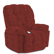 BOLT Medium ROCKER RECLINER in WINE  (7N17-19088)