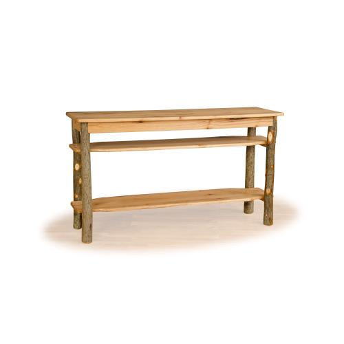 Product Image - Hickory Sofa Table with 2 Shelves