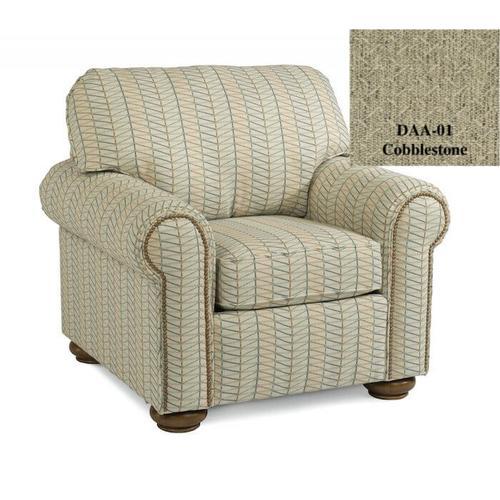 Flexsteel - Preston Chair - DAA-01 Cobblestone