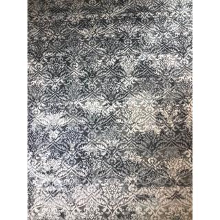 Sahand-02 Gray/Silver 5.3 X 7.7