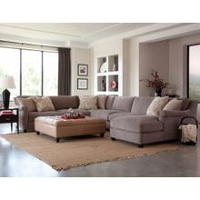 See Details - 4PC Sectional - Shearson Collection