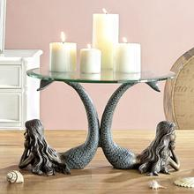 Mermaid Duet Table Decor