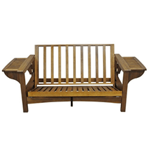 Burlington Futon Frame - Love Seat