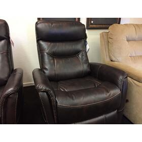 Alden Wireless Power Recliner with Adjustable Headrest