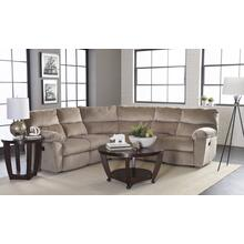 Double Reclining Sectional