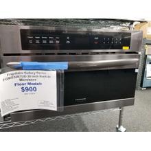 """Frigidaire Gallery Series 30"""" Built In Microwave FGMO3067UD (FLOOR MODEL)"""