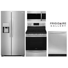 Frigidaire SMUDGE-PROOF Stainless Steel Kitchen Package