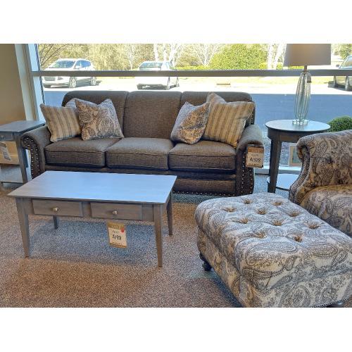 Sofa Style #978 Mesa with Nailhead Trim