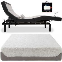 Leggett & Platt Prodigy Comfort Elite w/ Choice of Boyd Cool Gel Memory Foam Mattress