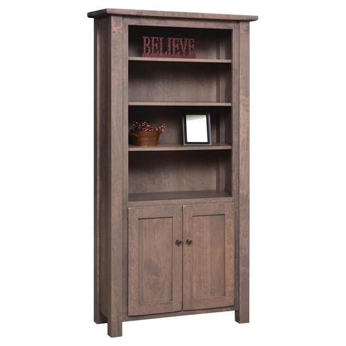 Barn Floor Bookcases