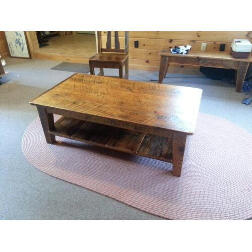 Barn Board Coffee Table