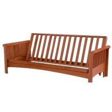 Portland - Solid Oak Futon Frame