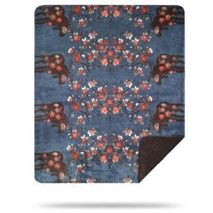 Moose Blossom Blue