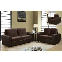 U1305KD - Champ Chocolate/Brown - Loveseat