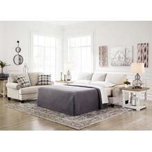 Meggett Linen Queen Sofa Sleeper