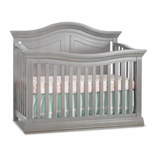 Sorelle Furniture - Providence 4-in-1 Crib in Stone Grey