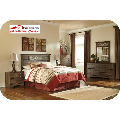 Ashley Furniture - Ashley B216 Allymore Bedroom set Houston Texas USA Aztec Furniture