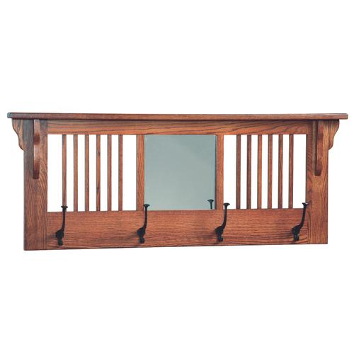 Country Value Woodworks - Mission Wall Mirror